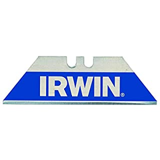 Irwin Tools 2084100 5 Pack BI-Metal Blade, Small Blue Painted Strip