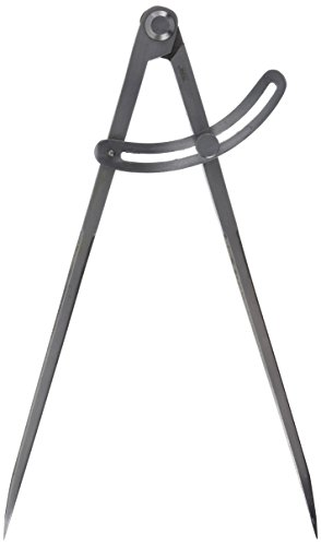 Vogel Spitzzirkel Stahl poliert genietet, 300 mm, 302416.0