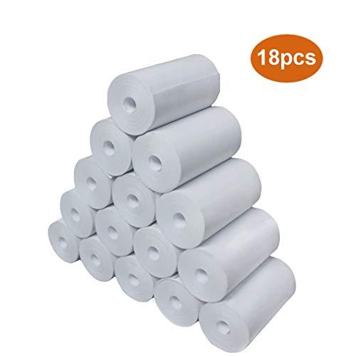 ZHER-LU - Rollo de papel térmico 58 x 30 mm