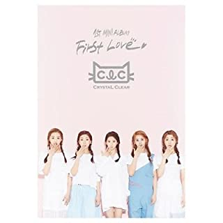 CLC [ FIRST LOVE ] 1ST Mini Album CD+Poster+Profile card Sealed K-POP CLC