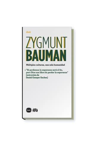 Descargar gratis Multiples Culturas Una Sola Human de Zygmunt Bauman