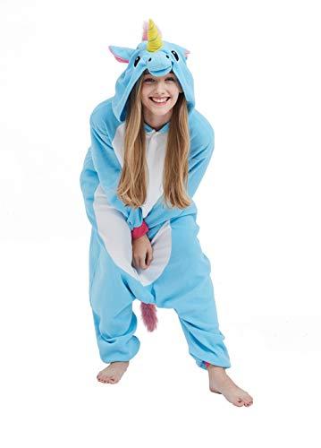 Einhorn Pyjama Cosplay Onesie für Erwachsene - 5