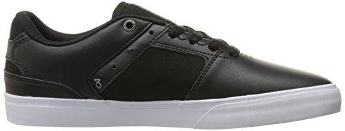 Emerica The Reynolds Low Vulc, Herren Skateboardschuhe Noir (Black White 976)