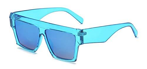 Sonnenbrillen. Frauen Platz Sonnenbrillen Retro Männer Schattierungen Designer Outdoor Reisen Sommer Staubdicht Uv 400 Blau