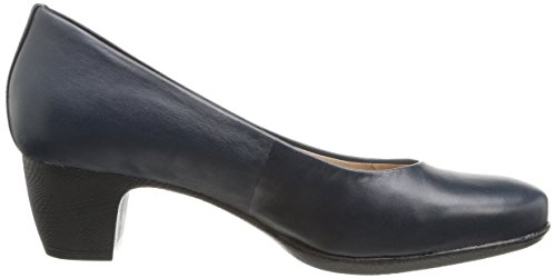 Softwalk Imperial Cuir Talons Navy