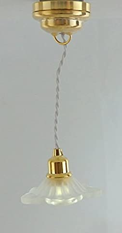 Puppenhaus Miniatur-beleuchtung LED Batteriebetriebenes Licht Hängende Blumen