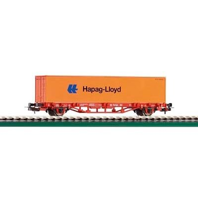 Piko 57700 - H0 Containertragwagen 40 Fuß DB Cargo Epoche V (Db Cargo Ag)