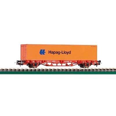 Piko 57700 - H0 Containertragwagen 40 Fuß DB Cargo Epoche V