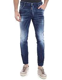 Amazon.it  DSQUARED2 - Jeans   Uomo  Abbigliamento 6104b0aea143