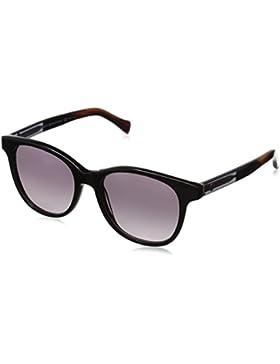 Tommy Hilfiger Unisex-Erwachsene Sonnenbrille TH 1310/S EU, Schwarz (Black Grey), 51