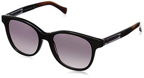Tommy Hilfiger Unisex-Erwachsene Sonnenbrille TH 1310/S EU, Schwarz (Black Grey), 51 Preisvergleich