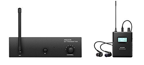 ANLEON S2 In-Ear Monitoring Set Drahtlose In-Ear-Monitor-System
