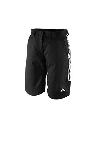 adidas Sailing Damen Crew Shorts Segelshorts, Größe:44, Farbe:Black