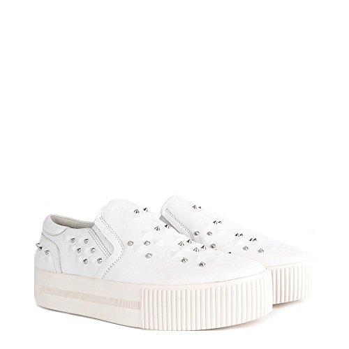 Ash Scarpe Kiff Sneaker Bianco Donna Bianco