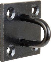 AGRAFE DE PLAQUE PKE Pro.Spec Chaîne Noir Bulk Pack 25 F6)
