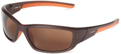 Occhiali da sole polarizzati timberland tb9049 c62 49h (matte dark brown / brown polarized)