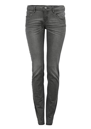 s.Oliver Denim Damen Super Skinny Jeanshose 45.899.71.0288 Grau (grey 95Z4)