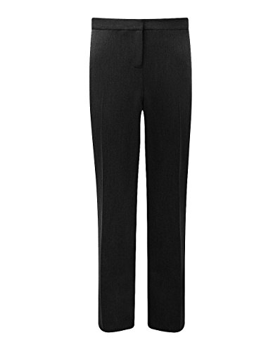 Girls Junior and Senior Slim Fit School Trousers - Trimley by Banner (Style 7451)