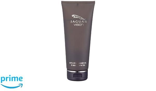 Bagnoschiuma Uomo : Vision jaguar bagnoschiuma uomo 200 ml: amazon.it: bellezza