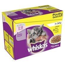 mars-whiskas-bolsa-aves-de-corral-trozos-de-seleccion-en-la-jalea-paquete-de-100-g-de-1-gatito