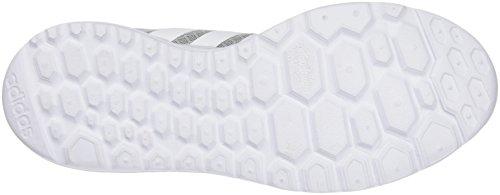 adidas Herren Cloudfoam Speed Turnschuhe, Weiß / Gelb (Maruni / Ftwbla / Amasol), Einheitsgröße Grau (Onicla / Ftwbla / Rojpot)