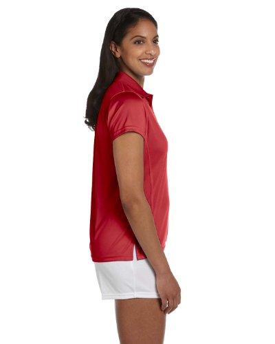 My Little Friend auf American Apparel Fine Jersey Shirt Rot