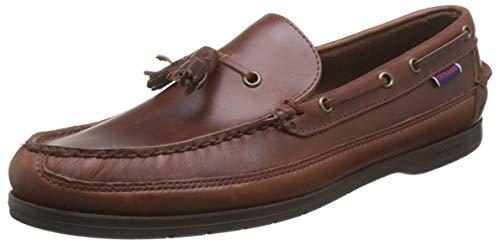 Sebago Classic Dan, Mocasines Loafer para Hombre, Marrón Brown/Gum 925, 43.5 EU