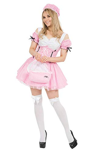 ORION COSTUMES Adult Little Miss Muffet Fancy Dress Costume