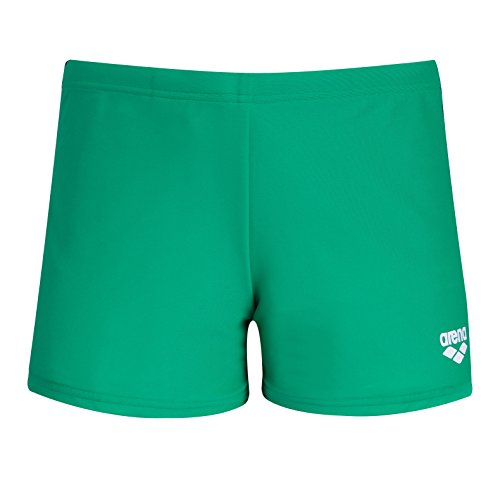 arena Jungen Badehose (Short) Sponge, Green/Multi, 128, 1A887