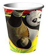 Kung Fu Panda 2 9 oz. Paper Cup - Pack of 8 by Hallmark hier kaufen