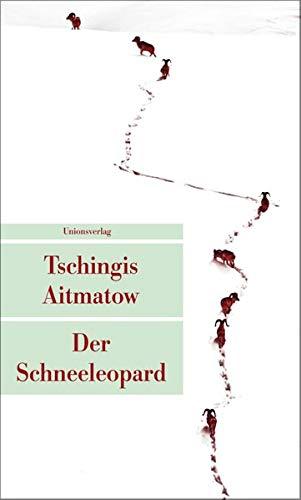 Buchseite und Rezensionen zu 'Der Schneeleopard (Unionsverlag Taschenbücher)' von Tschingis Aitmatow
