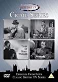 The Best of Classic British TV - Crime Series: Saber of London / Man from Interpol / Tales of Edgar Wallace / Scotland Yard by