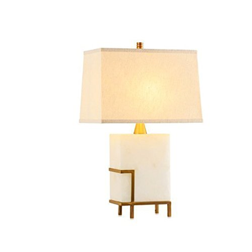 Bedroom GUO Copper QIN Lamp PING Room Bedside Table LampLuxury LampStone Living NPvym8nw0O