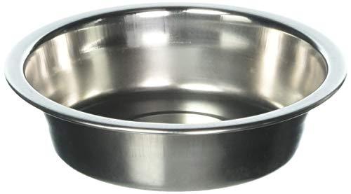 NEATER PET BRANDS Edelstahl-Hund und Katze Schalen Deluxe oder ausdrückliche zusätzliche Ersatz Schale Metall Nahrung und Wasser Schüssel 1 Tasse -