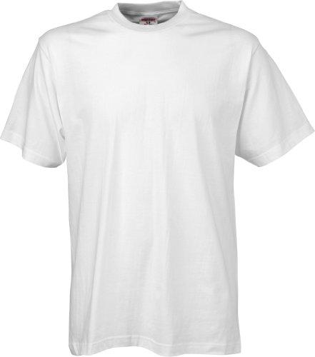 TJ8000 3er-Pack Tee Jays Sof-Tee T-Shirts (auch Übergrößen) White