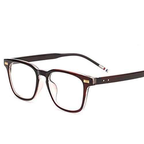 YMTP Brille Frames Optische Design Vintage Square Brillen Rahmen Brille Für Frauen Männer Frauen Klare Linsen