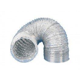 Gaine aluminium Ø 315mm x 10 mètres