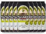 Original Magners Irish Pear Cider 24x 500ml 4,5% Vol. - Kohlensäurehaltiges Birnenweingetränk der Premiumklasse