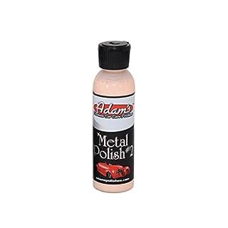 Adams Polishes Metal polish 2 236ml