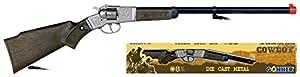 Gohner- Rifle un Cañón 8 Tiros - Plata, Multicolor (Gonher 95/0)