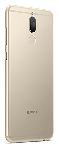 Huawei Mate 10 Lite - Smartphone DE 5 9   RAM de 4 GB  Memoria Interna de 4 GB  Camara DE 16 MP  Android  Color Oro