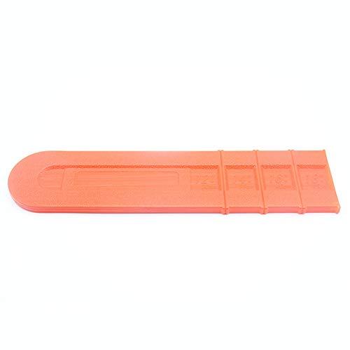 Kettensägenabdeckung, 45,7 cm, Scabbard Guard Blade Schutzabdeckung für langlebige Schneidteile 45,7 cm (18 Zoll) Wie abgebildet