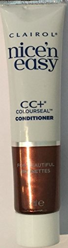 three-packs-of-clairol-nice-n-easy-cc-colourseal-conditioner-for-beautiful-brunettes-57ml