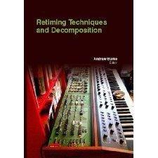 Portada del libro Retiming Techniques and Decomposition [Hardcover] [Jan 01, 2014] ANDREW BURKE