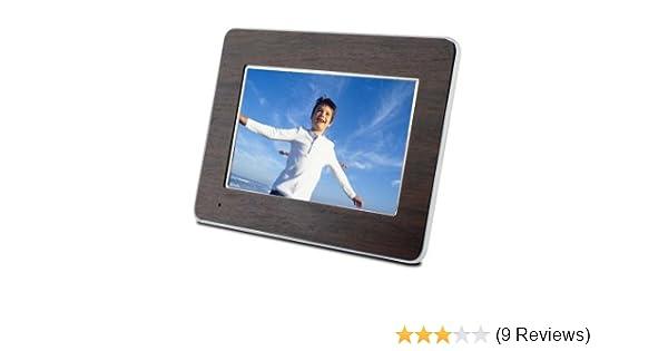 Agfaphoto AF5085S 8 inch Digital Photo Frame: Amazon.co.uk: Camera ...