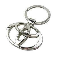 TOYOTA Metal Keychain
