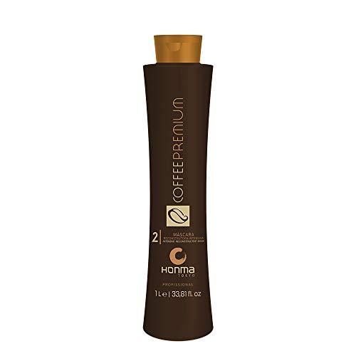intensiver Minderer Maske 2 - Coffee Premium All Liss - Honma Tokyo - 1000 ml