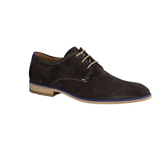 Lloyd Hutching- Herrenschuhe Business / Elegant, Grau LAVA/BLUE