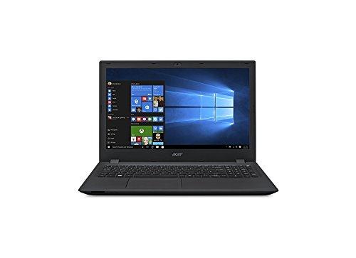 Acer TravelMate P2 (P258-M-532G) 39,6 cm (15,6 Zoll HD) Notebook (Intel Core i5-6200U, 4GB RAM, 256GB SSD, Intel HD Graphics 520, DVD, Win 10 Pro/Win 7 Pro) schwarz