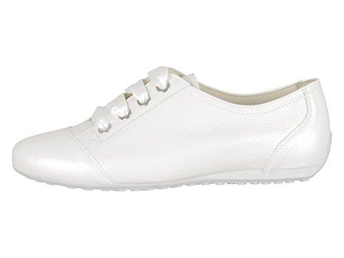 Semler Irena, Sneaker Donna Elfenbein (Platin)